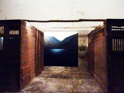 Installation Castello Galeazza, Italy