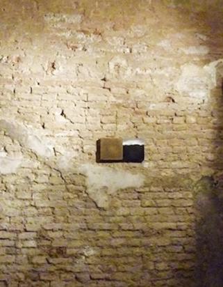 Installation, Castello Galeazza, Italy